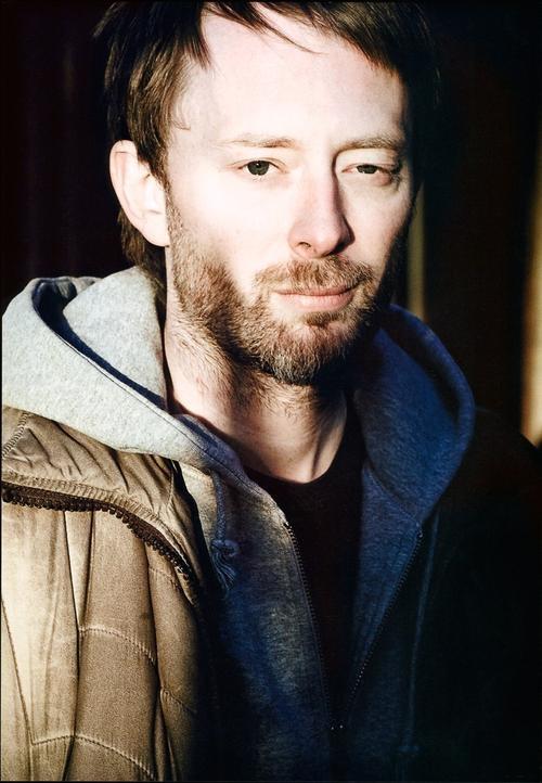 Thom Yorke by Jonny Greenwood