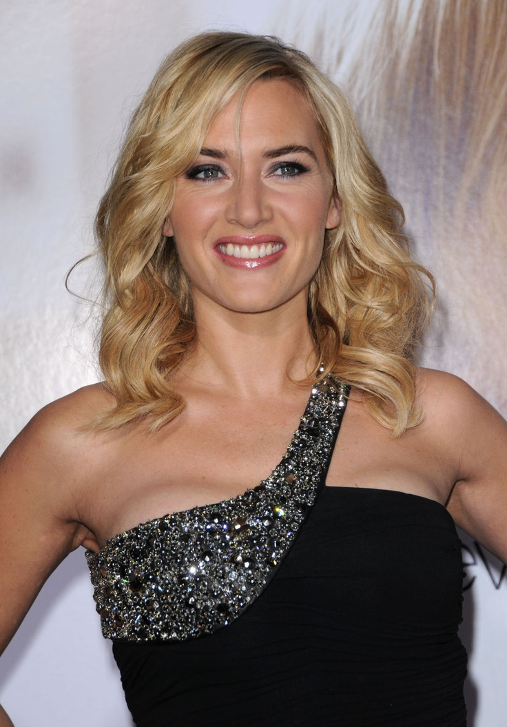 Kate Winslet. Beautiful and Talented...