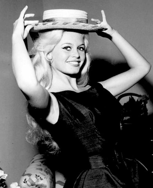 The Nifty Fifties — Brigitte Bardot