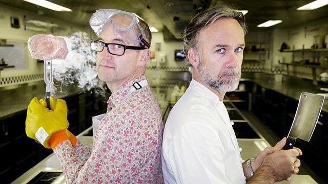 New Netflix show where Scientist and Michelin Chef compete for title of best cook