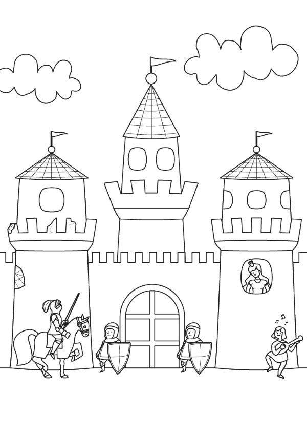 castillos tarjetas - Buscar con Google