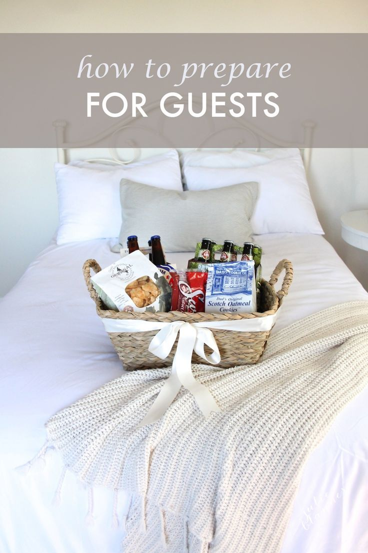 Welcome Weekend Or Holiday Guests With These Warm And Inviting Ideas To  Help Your Friends And