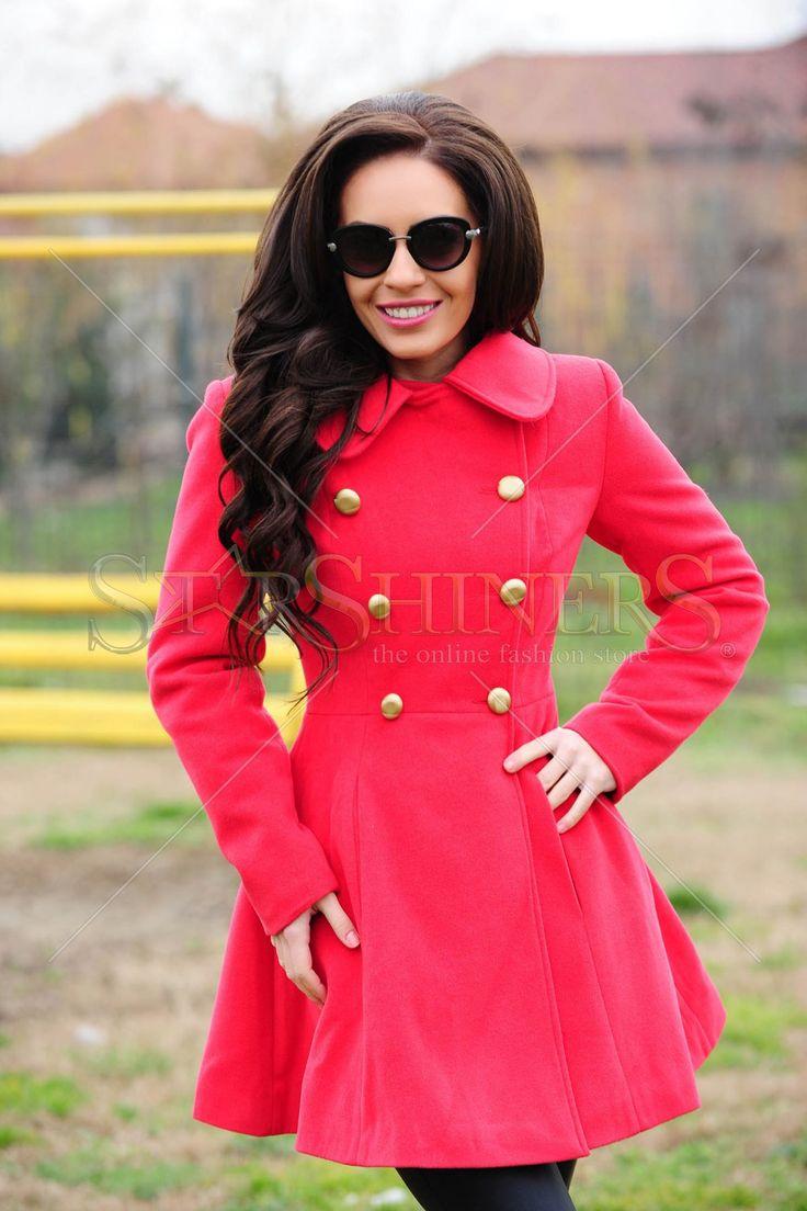 LaDonna Life Serenity Red Coat