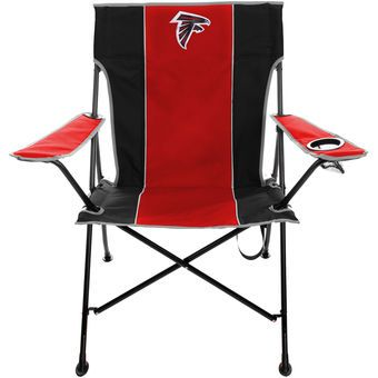 Atlanta Falcons Tailgate Quad Chair with Click & Carry Strap