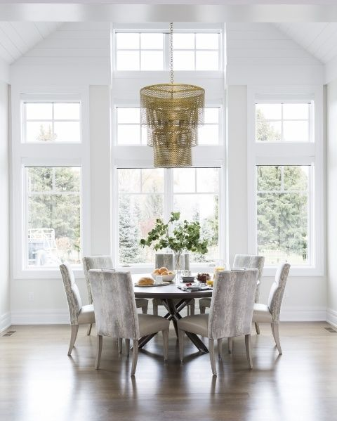 195 Best Dining Rooms Images On Pinterest