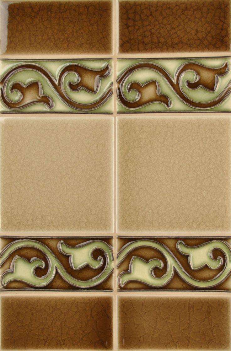 22 best Handmade Decorative Tile images on Pinterest | Decorative ...