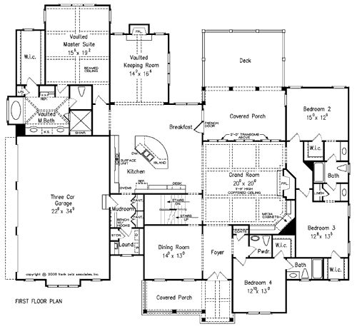 luxury one story house plans with bonus room 239 best images about floor plans on pinterest 2nd floor