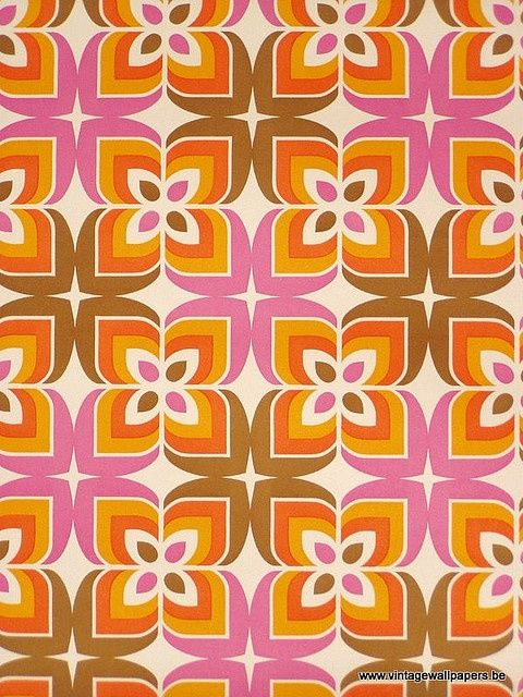 retro.....would make a great quilt!