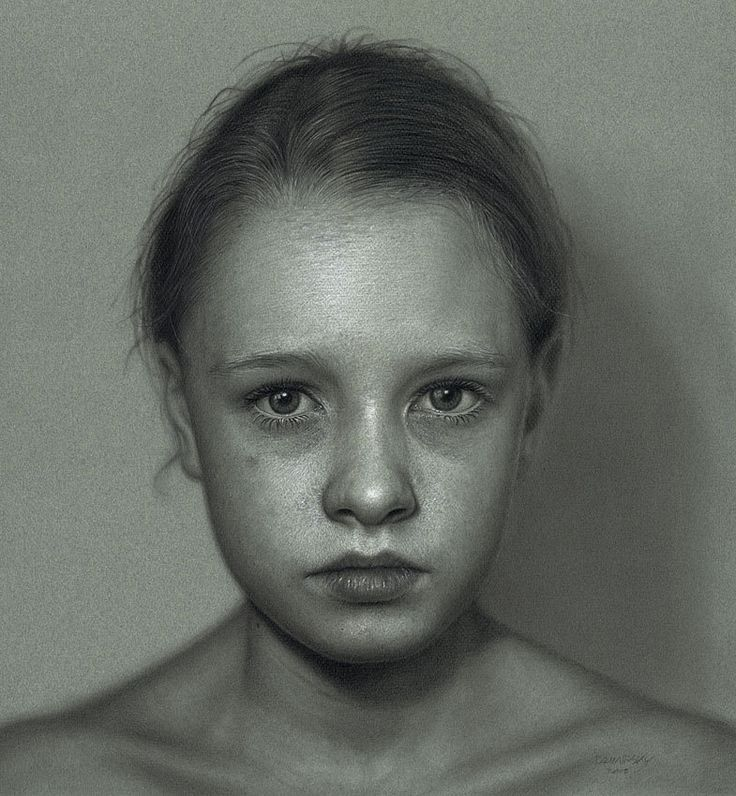 Dirk Dzimirsky's Unbelievably Photo-realistic Drawings