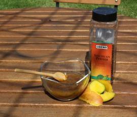 Rezept Mango Chutney Pflaumen Chutney von ulli2 - Rezept der Kategorie Saucen/Dips/Brotaufstriche