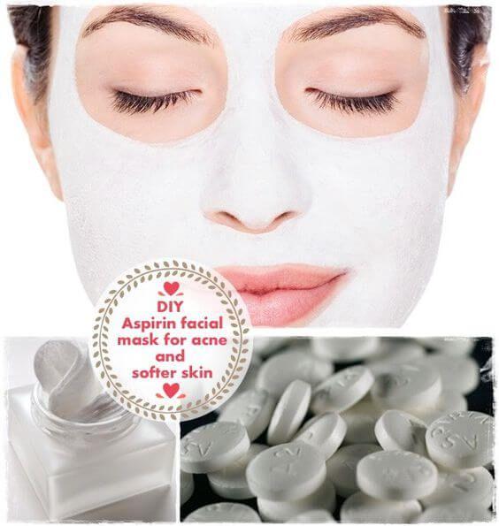 Was tun gegen Pickel und Akne? Geheime Rezepte von unseren Großmüttern! - Aspirin Maske  Check more at http://diydekoideen.com/was-tun-gegen-pickel-und-akne-geheime-rezepte-von-unseren-grosmuttern/