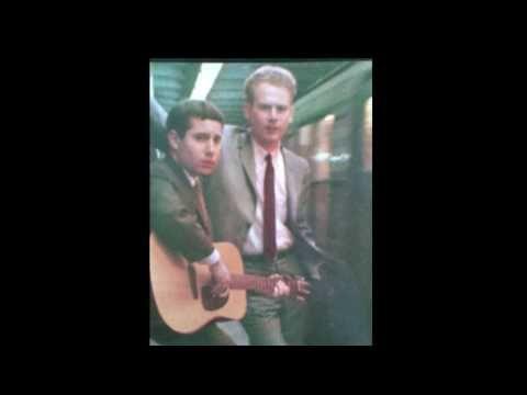 "Simon and Garfunkel ""Bleecker Street"", form the vinyl copy of Wednesday Morning 3AM"