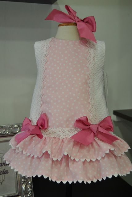 Look at use of lace and ric rac