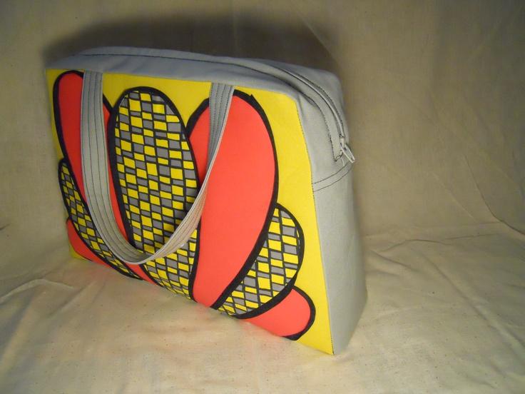 Amy Butler pattern- Take Flight handbag