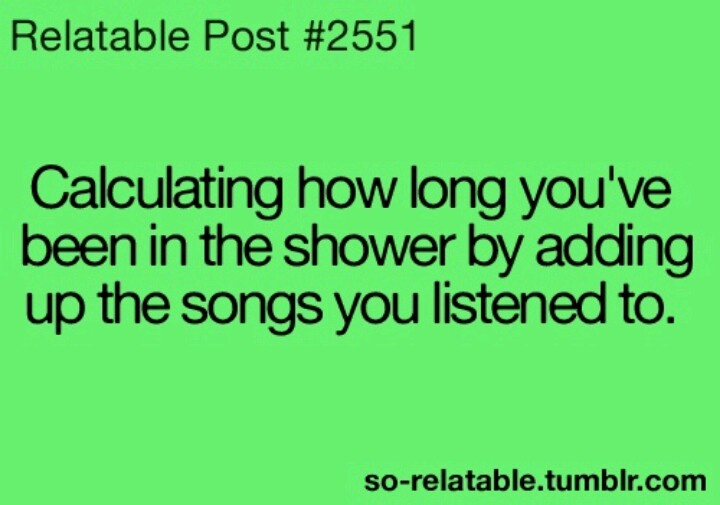 I sooooi do this but I listen to the same song over and over