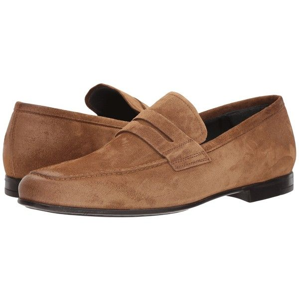 To Boot Men's Alek Suede Penny Loafers