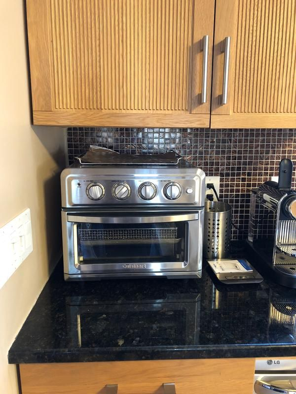 Toa 60 Convection Oven Cooking Oven Toaster Oven