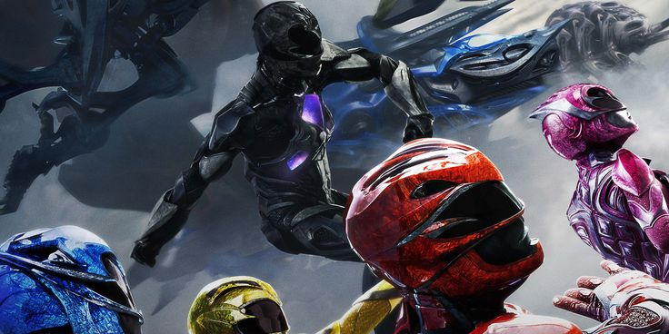 Power Rangers Tops Home Video Sales in First Week