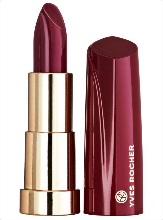 Yves Rocher Couleurs Nature Limited Edition Makeup Lipstick 34 Rouge boisé