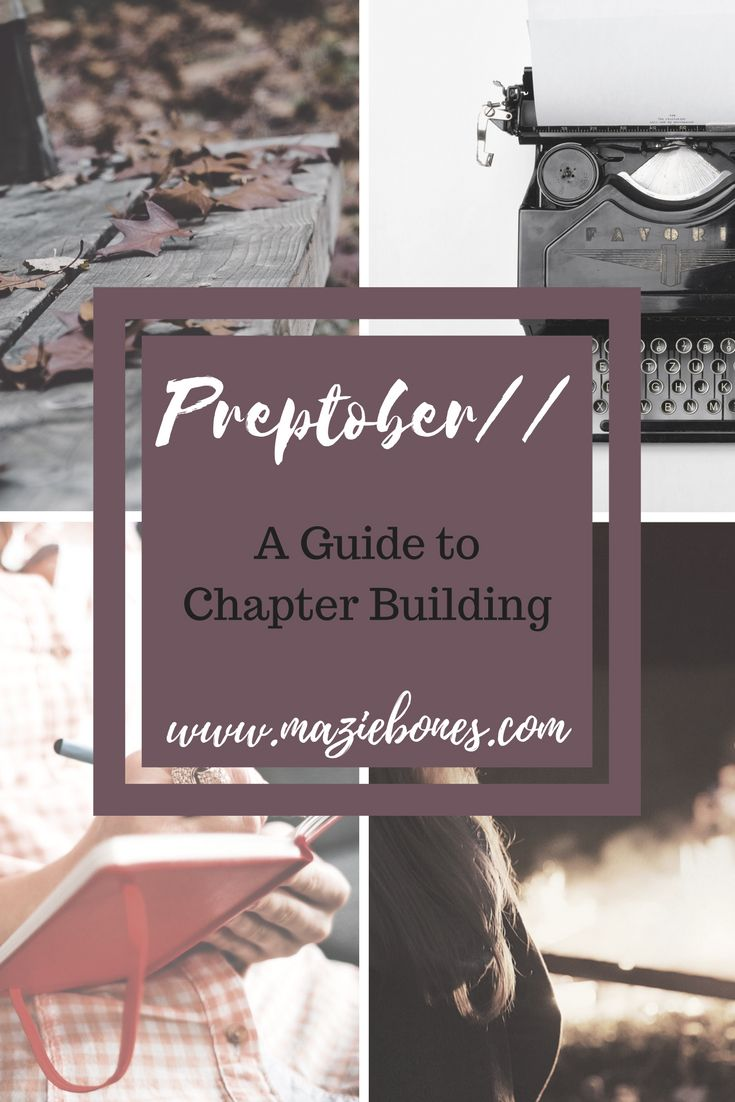 Today we are going to be talking a little bit more in depth about outlines, but focusing on onechapter at a time. A lot of authors and writing blogs state that writing chapter notes for each chapter; notes that include all the main plot points and conversation points in it, reallycan help in …