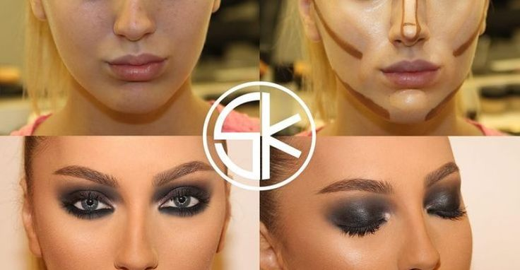 Bukti Kedahsyatan Make Up, Bikin Wajah Biasa Jadi Cantik Luar Biasa