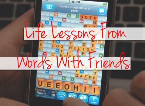 My latest obsession is the on-line word game Words With Friends®. I find myself sneaking in playing time while waiting in line at Starbucks, in the middle of the night when insomnia takes hold and while waiting for appointments. I play with my tween girls, my mother and old college friends. I'm not the only one! At a recent Super Bowl party, strangers were trading User Names in hopes of playing games with new, more challenging opponents. Words With Friends® is fun, popular, addictive and…