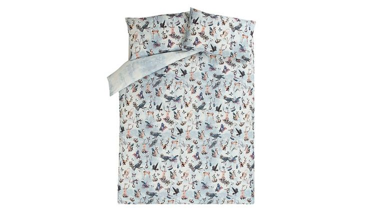 George Home 100% Cotton Family of Animals Duvet Set, read reviews and buy online at George at ASDA. Shop from our latest range in Home & Garden. Give your be...