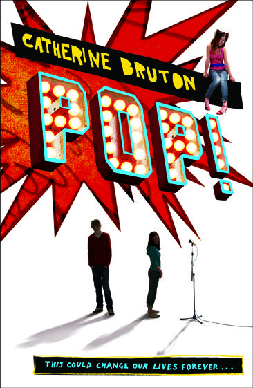 This could change our lives forever! Fabulous UK Intermediate/Young adult fiction. Pop! by Catherine Bruton, Published by Egmont 2012. Great for girls that like Jacqueline Wilson's grittier stories. Realistic fiction about three kids who enter an x-factor type talent show to change their fate. Brilliant! Links to the authors website and interviews included in this blogger's review.