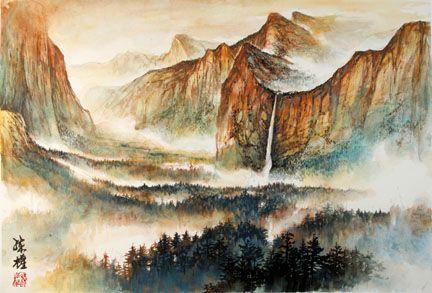137 best images about Artist: Lian Quan Zhen on Pinterest ...