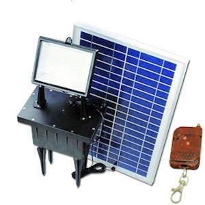 Commercial Solar Flood Light - Solar Sign Light - 156 LEDs Solar Flood Light, $449.99 (http://www.greenlytes.com/156-leds-solar-flood-light/)