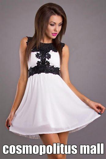 #Šaty #minisukne #Párty #koktejlové #letné #šiat #sukní #výpredaj #elegantné #moderné #minišat http://www.cosmopolitus.com
