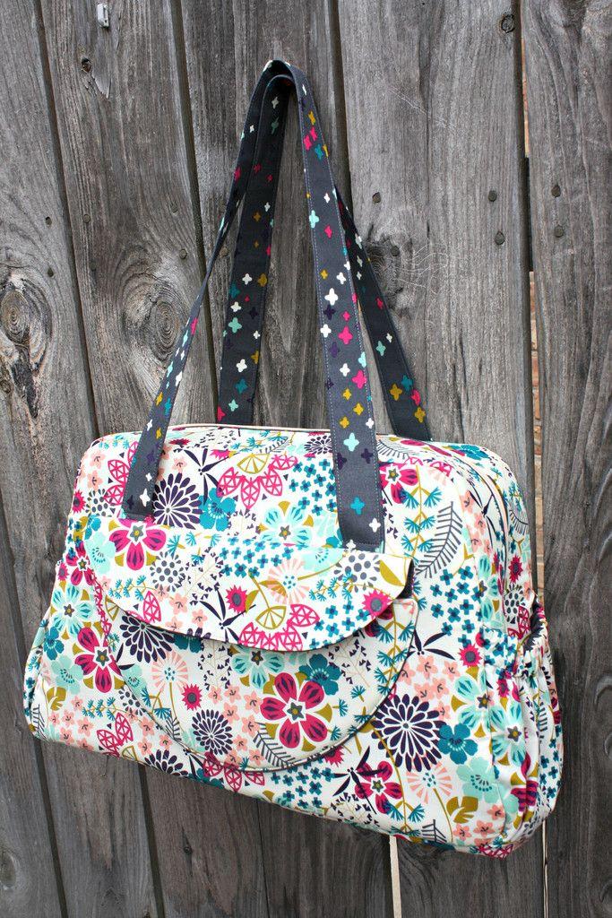 Inspiration couture sac à langer bébé