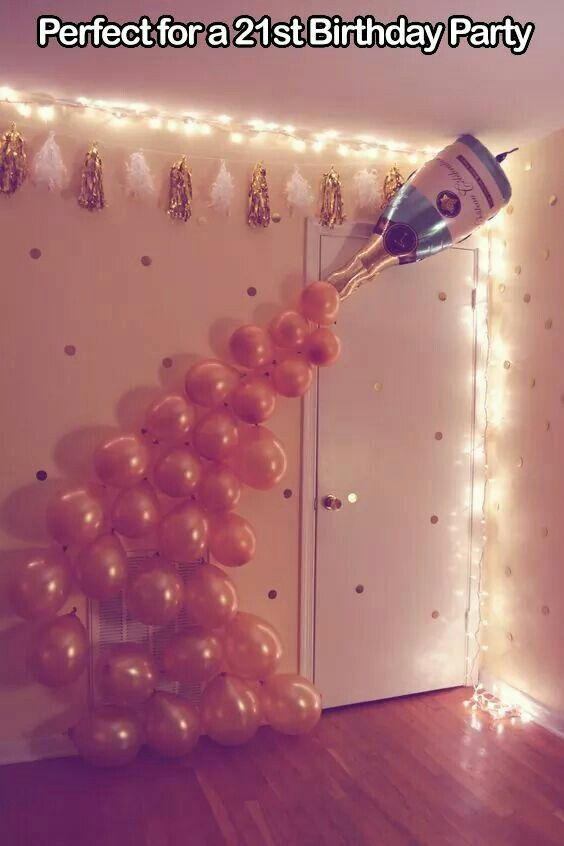 Best 25 Birthday room surprise ideas on Pinterest Birthday