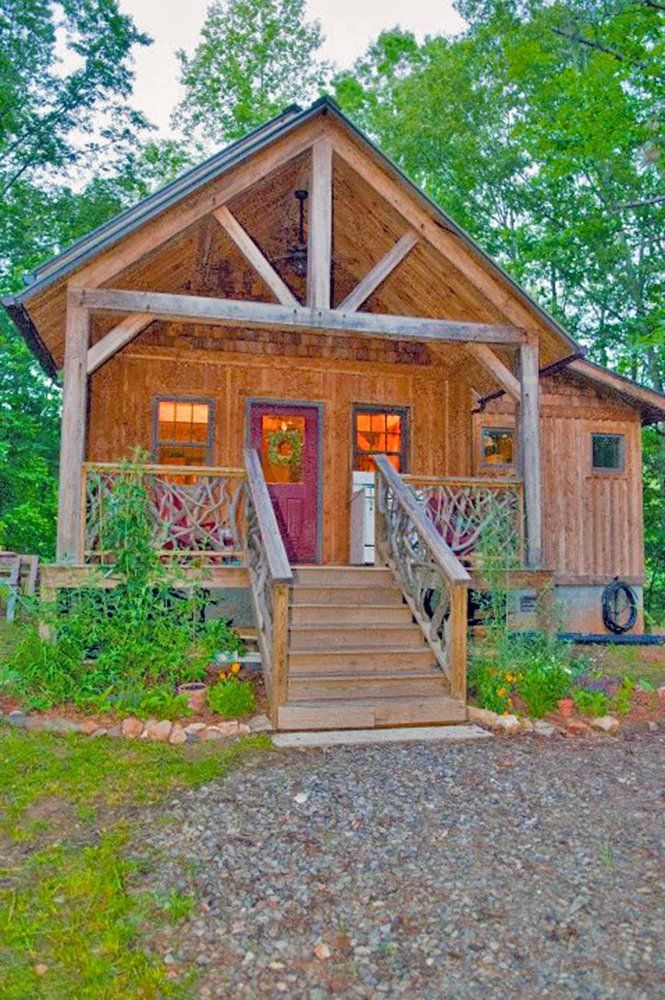 10 tiny houses on amazon to buy tiny houses cabin kits tiny rh pinterest com