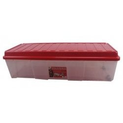 Extra Large Artificial Christmas Tree Storage Box with Snap Down Lid ...
