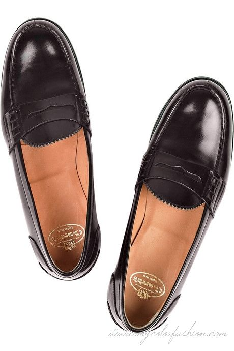 Church's Sally Penny Loafers - love penny loafers!!!  Wore them a lot in the late 80's, early 90's.