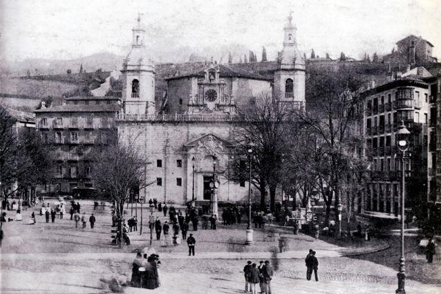 Iglesia de San Nicolás, Casco Viejo, Bilbao