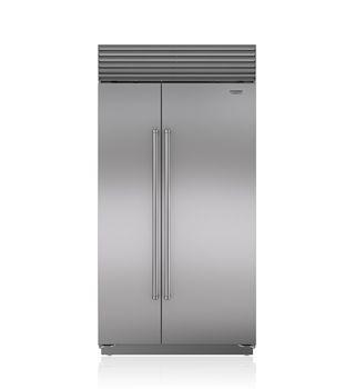 """Sub-Zero 42"""" Built-In Side-by-Side Refrigerator/Freezer BI-42S/S"""