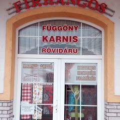 Firhangos Függöny és Rövidárú üzlet - Business Photos