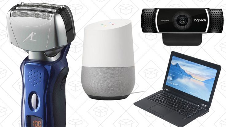 Learn about Today's Best Deals: Google Home Logitech Webcam Electric Shaver and More http://ift.tt/2sB2oA5 on www.Service.fit - Specialised Service Consultants.