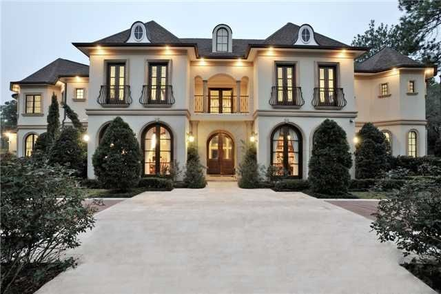 traditional dream home | classic french traditional dream home | House Obsession http://kawaiihome.com/?p=8802