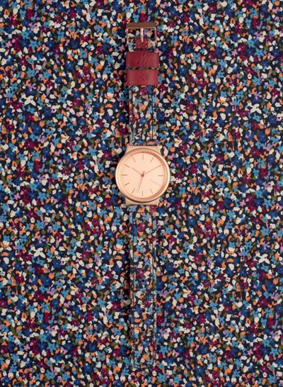 The Wizard Print series - French Garden #Komono #watches #Fashion