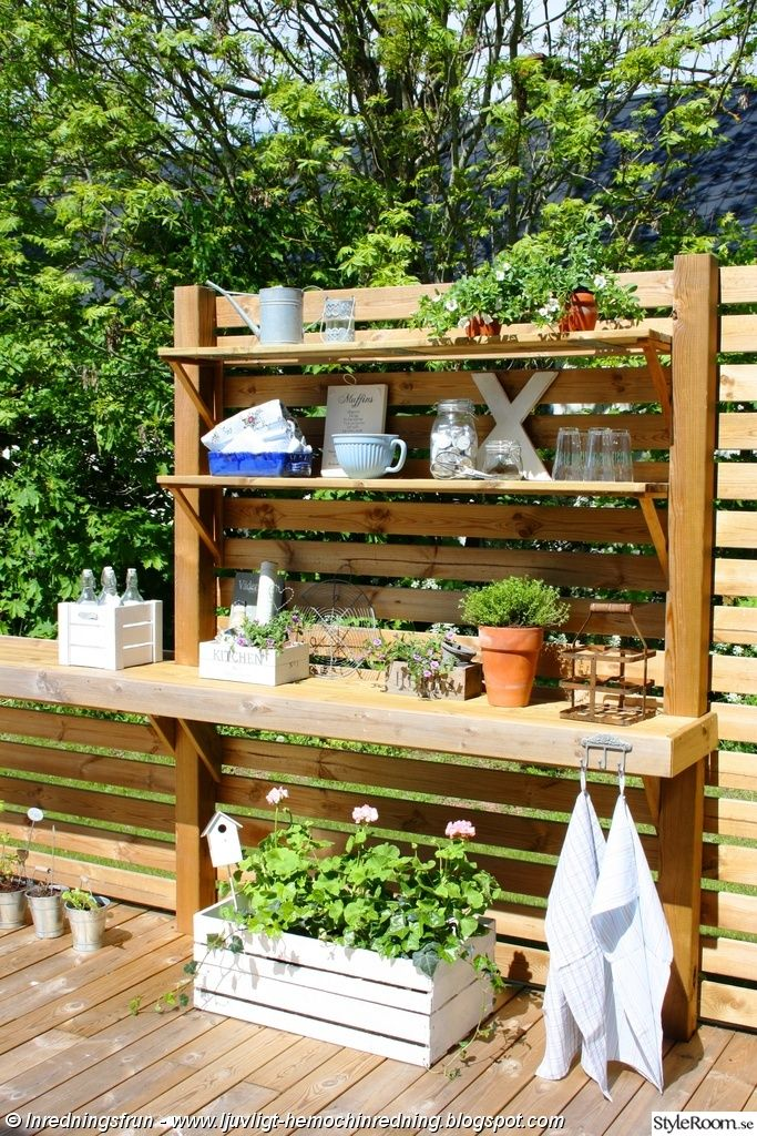 Outside kitchen Pantry InspirationPergola GardenKitchen