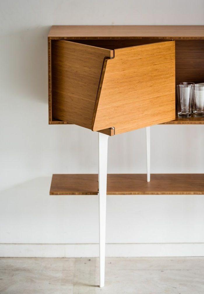 Cool Sideboard Mit Schiebeturen Michanismus Wohnzimmer Mobel Ideen