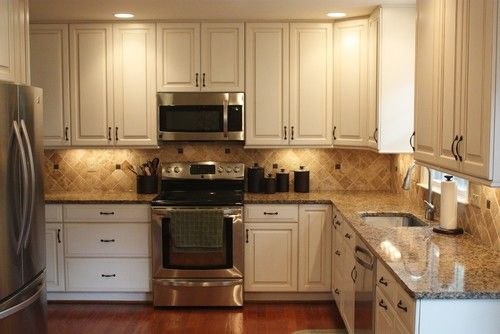 Cambria Canterbury Countertops With White Cabinets Home