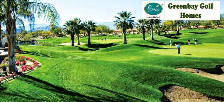 Orris Infrastructure: GOLF THE NEW WAY OF LIFE