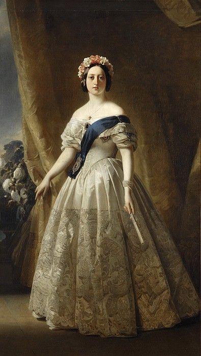 36.Королева Виктория (1819-1901).  Королева Виктория (1819-1901)