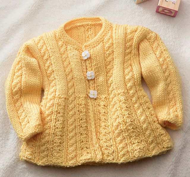 Knitting Pattern For Newborn Jumper : 1799 best Knitting for Babies & Kids images on Pinterest Baby knits, Ba...