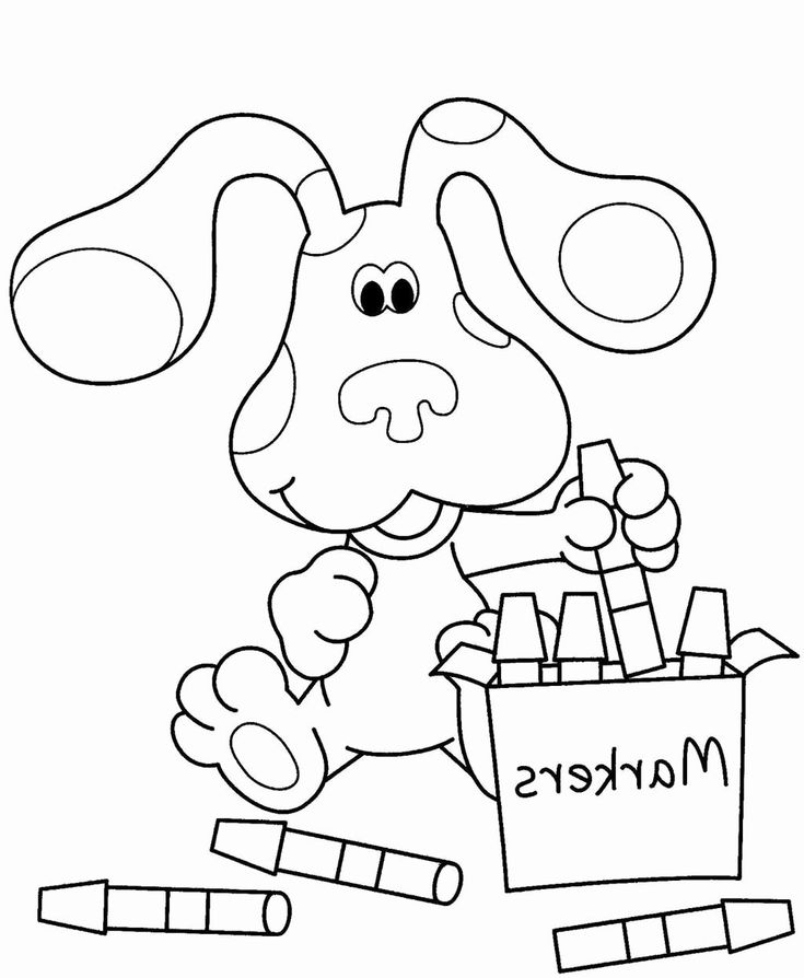 Nick Jr Coloring Book Fresh Nickelodeon Coloring Pages ...