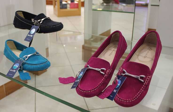 New to our Shoe Lounge from Orca Bay; beautiful shoes made to a high standard. McEwens Perth